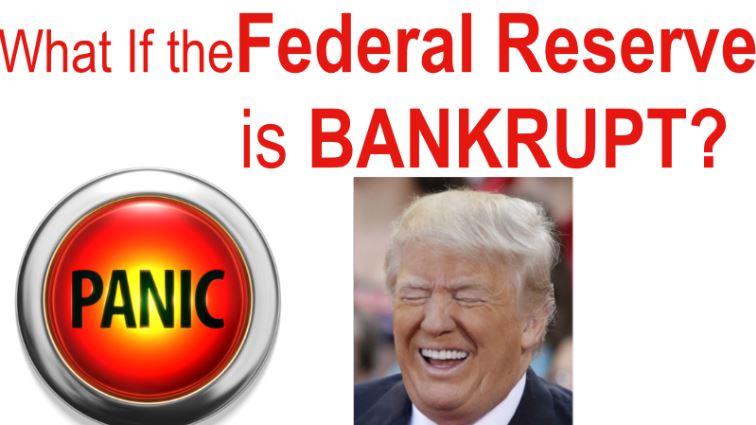 Bankrupt the Banks! Defense Production Act, Big Short, Wexner, Ehud, Epstein