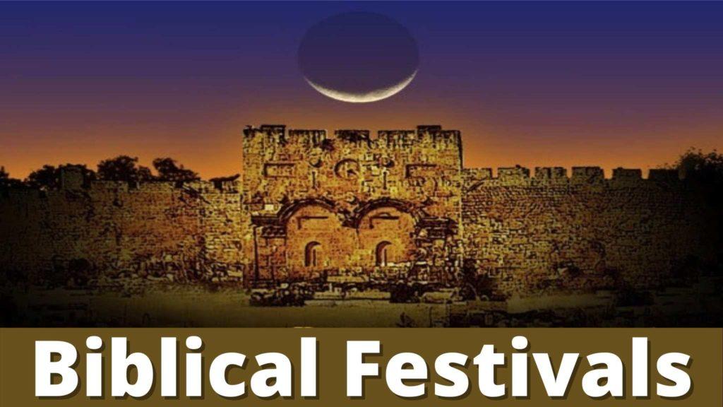 Biblical Festivals