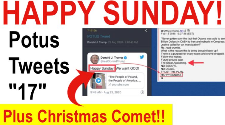 Happy Sunday Comms, China Declaration Independence, Deep State Fires