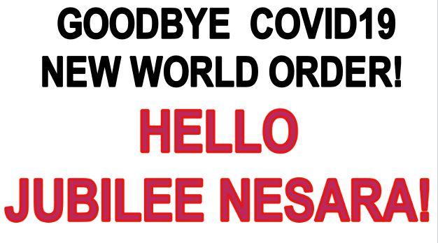 Hello Gesara-Goodbye Covid Cabal! Lev 25, Atonement, Scapegoat Isaiah 61