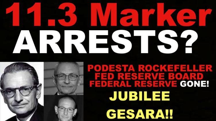 Federal Reserve Defeated! Podesta Rockefeller, Ole & Charles Gesara Talk
