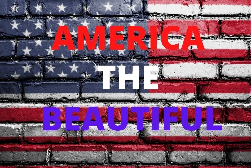 America The Beautiful sung by Melissa