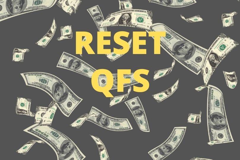 Reset QFS