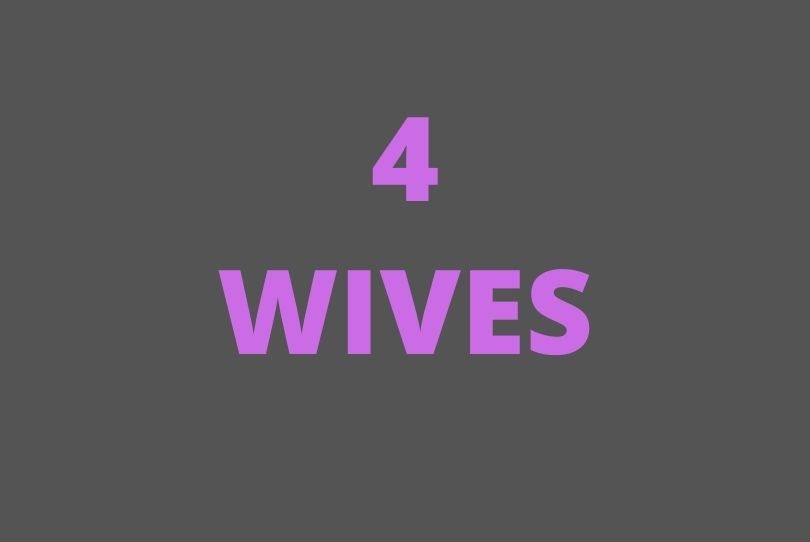 Jacob's (Israel's) 4 Wives