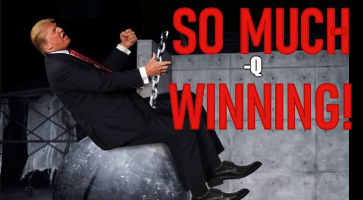 Revelation 16 WINNING! Smollett, Avenatti, Flynn, Stone; Putin Speaks, Scarlet Beast