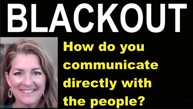 What doe 17 mean by Blackout?    6-29-20