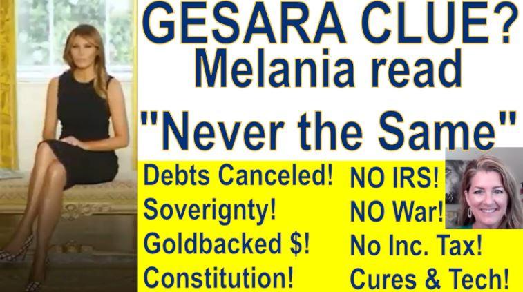 Reset – Gesara Clues