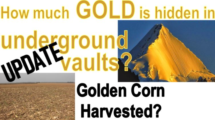Gold in Underground Vaults – Corn Harvest