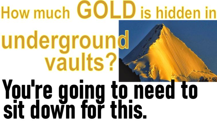 GOLD – Wealth Stored for Righteous