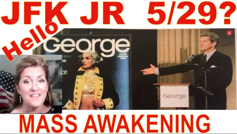 Mass Start Awakening, JFK 529 – Hello  George