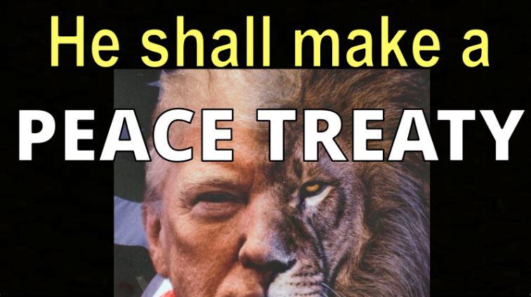 Israel's Peace Treaty – Daniel 9