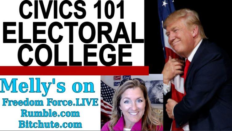 Civics 101 Electoral College