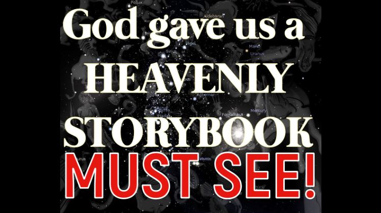 Heavenly Storybook – Mazzaroth