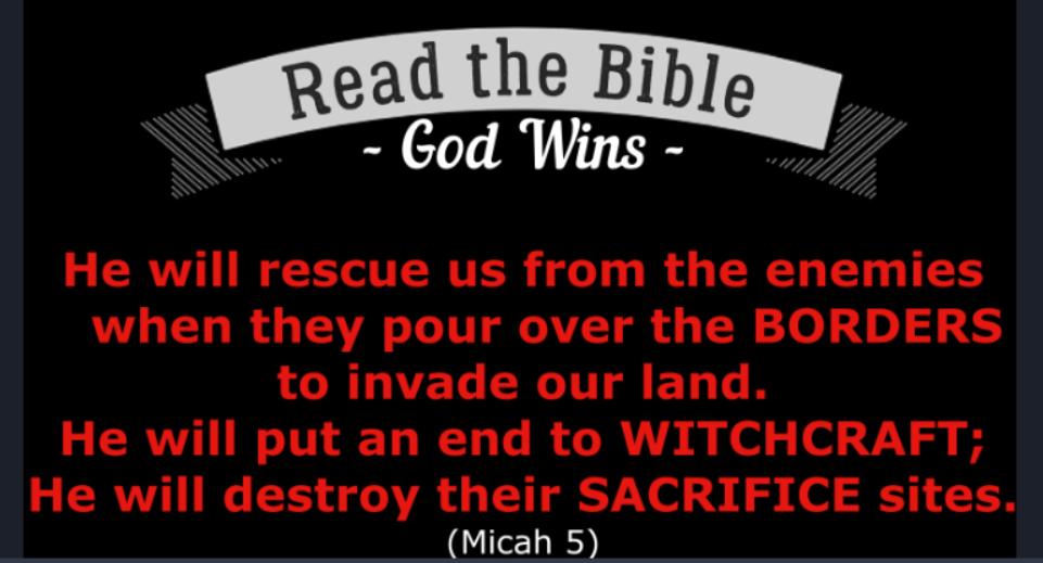 Micah Read the Bible