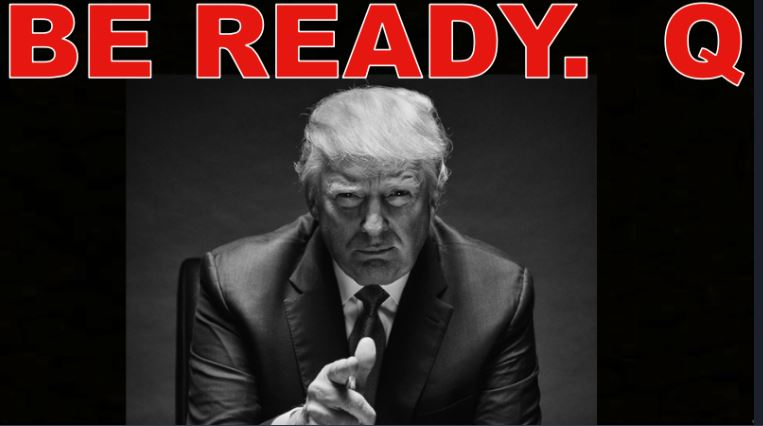 Ready – Trump's Lineage of Judah, Right To Try,  Matthew 12