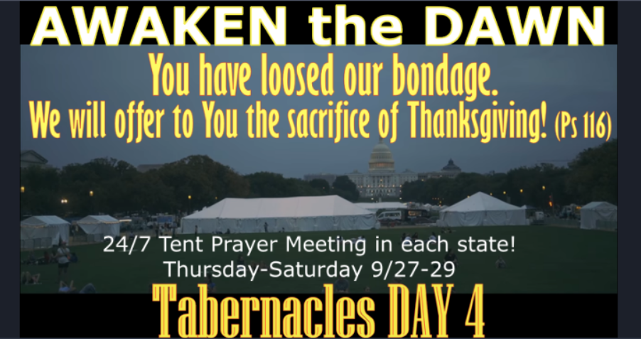 Tabernacles 4