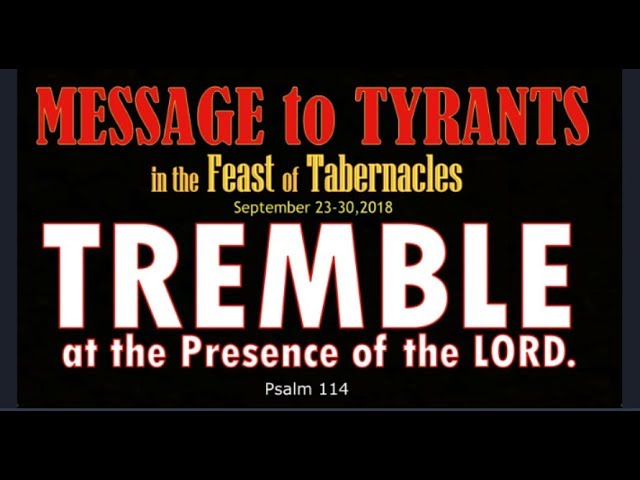 Tabernacles 2
