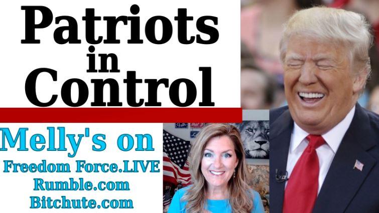 Patriots In Control