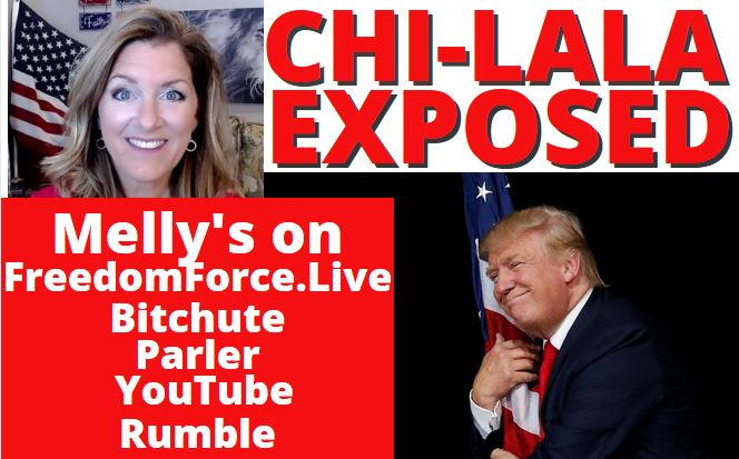 CHI-LALA Exposed – We Are In The Chase Scene