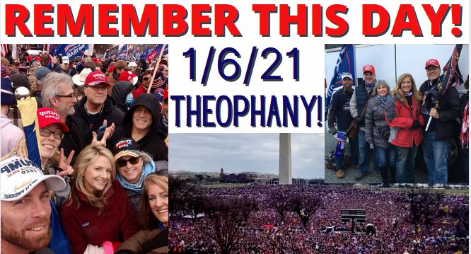 DC RALLY 1-6-21 Remember This Day! Emergency Alert; Police Escort Thugs; Where's Your Faith?