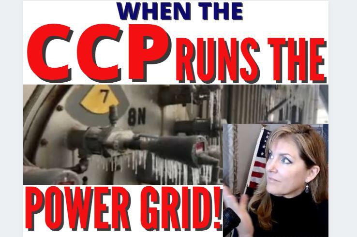 When the CCP Runs the Power Grid! Plus Trump Banned NewsMax Video 2-18-21