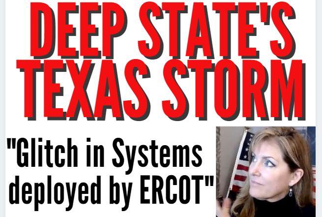 Deep State's GLITCH – CCP Hack Attack TX-Size STORM 3-2-2