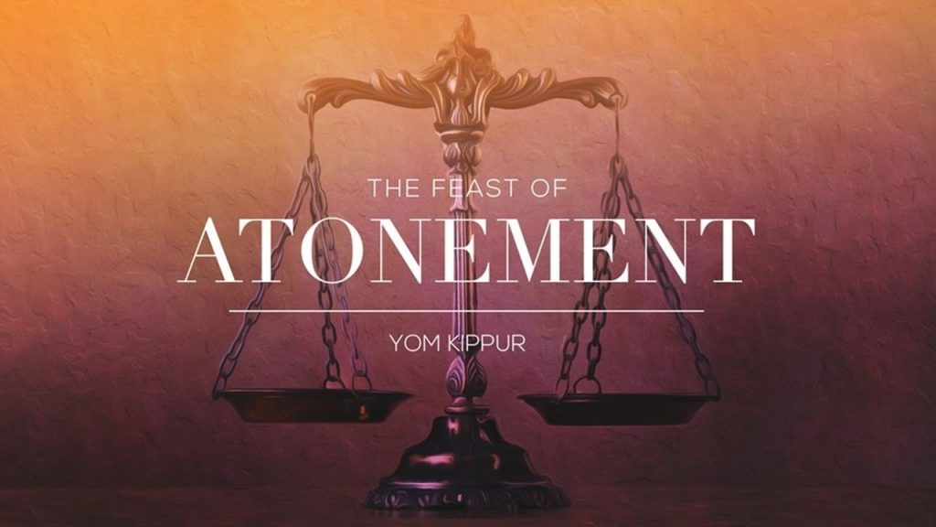 Atonement – Yom Kippur – Scriptures about The Great Day