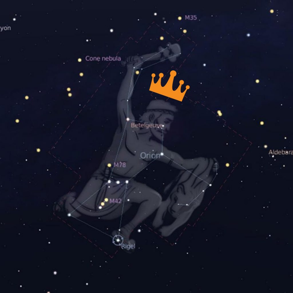 Comet Part 1 – From Virgo to Crowning Orion C2017/Borisov, Matthew 24