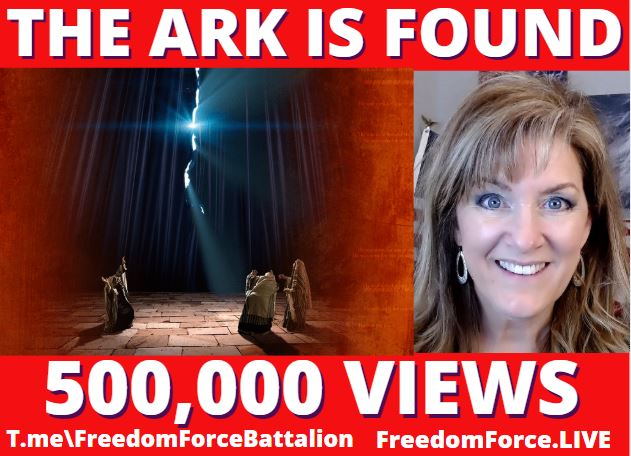 The Ark of the Covenant was Found. MUST SEE! 3-31-21