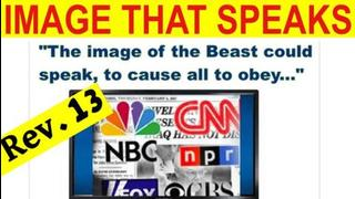 Revelation 13  Second Beast – Image that Speaks, Isaiah 24 Open the Gates