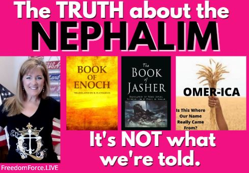 The Truth about the Nephalim – The Book of Enoch & Jasher