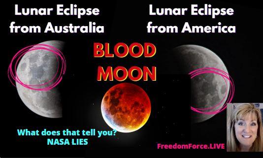 Full Lunar Eclipse Blood Moon- CABAL DEFEAT! Micah-God's Word Stands! 5-26-21