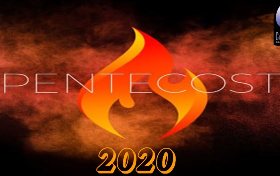 Rocket Launch on Pentecost 2020