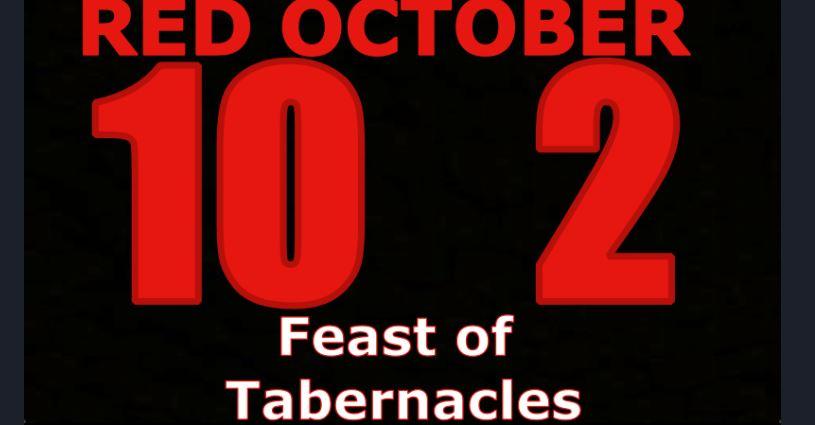 Feast of Tabernacles 2020 – 10-2 Clock, Hunters Hunted, Psalm 118, RBG