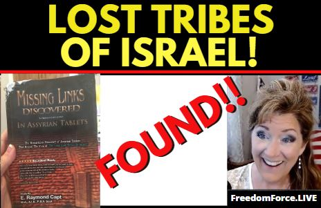 Lost Tribes of Israel FOUND! Trump Royal Line of Judah-Right to Scottish Throne