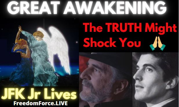 JFK Jr – The Truth Might Shock You – Pray – Wrestling with God 5-21-21