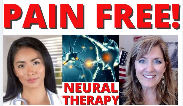 You can be PAIN FREE! Neural Therapy PrescribingLife.com 2-4-21