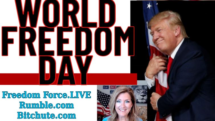Freedom -Melly's Election, Chyna, CC and P, Bannon Fighting
