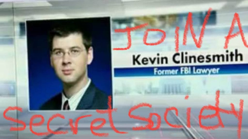 Kevin Clinesmith FBI Exposed – See Q post 4621