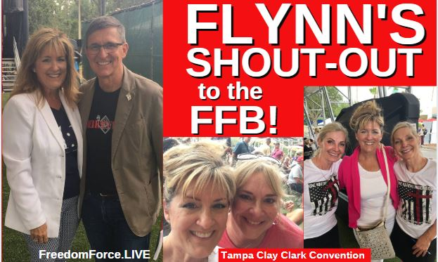 FLYNN'S SHOUTOUT TO THE FFB! TAMPA CLAY CLARK CONVENTION 6-21-21