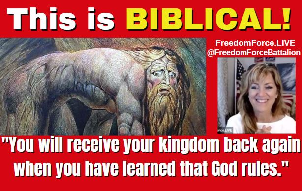 Humanity is Learning that God Rules! This is Biblical 7-19-21