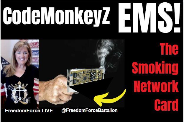 CODEMONKEY Z DOMINION VIDEO – THE SMOKING NETWORK CARD 8-4-21