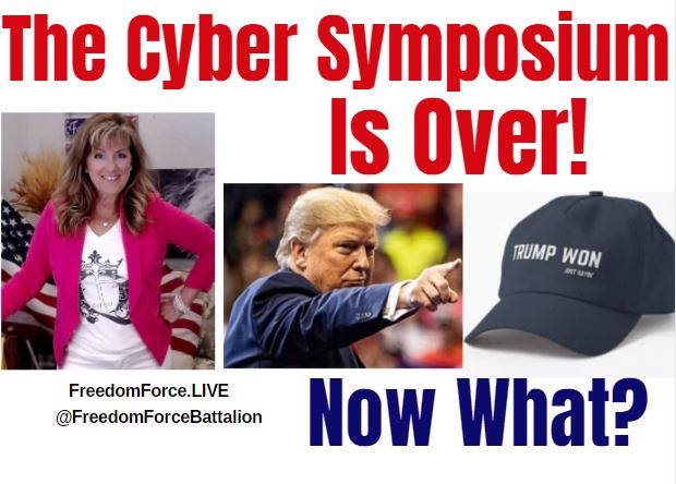 The Mike Lindell Cyber Symposium is Over. Now What? 8-13-21