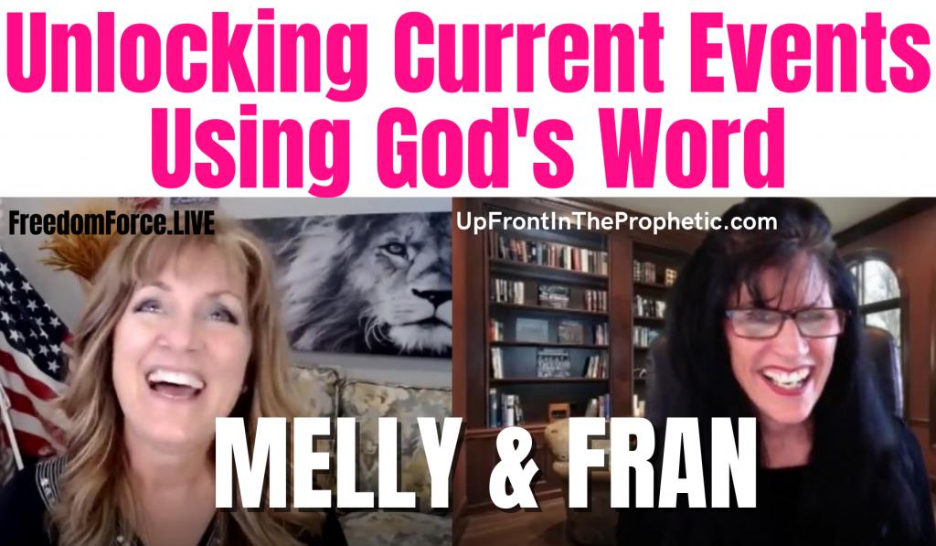 UNLOCKING CURRENT EVENTS USING GOD'S WORD – BIBLICAL FESTIVALS 9-29-21